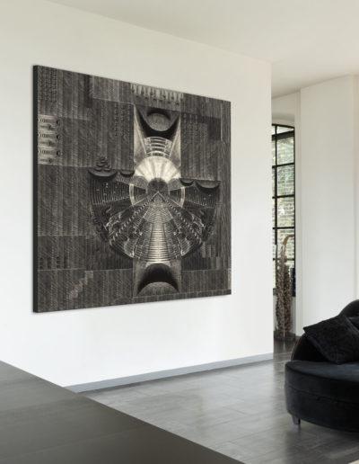 Obraz | proj. P+F. Michałek, 1983-2014