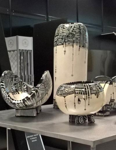 "Kolekcja ceramiki ""Sfera"""