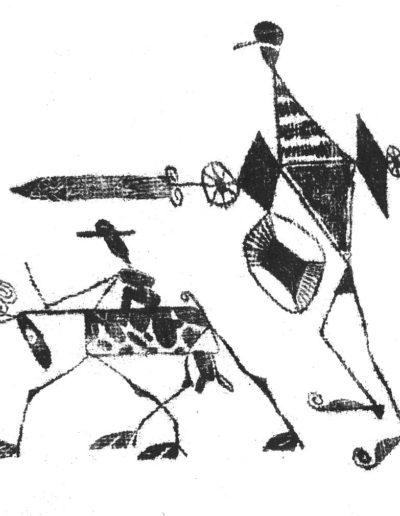 Don Kichot | nr. kat. 0195