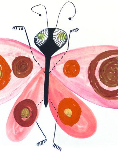 Motyl Strachliwy | nr.kat. 0301