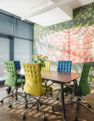 Biuro | proj. wnętrz T3 Atelier