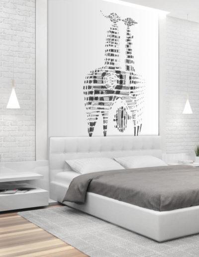 Zakochane żyrafy | nr.kat. 0640