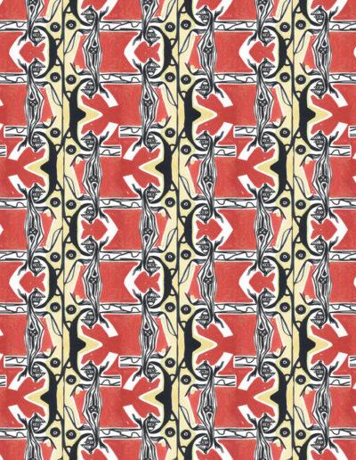 Na czerwonym dywanie | nr.kat. 3010